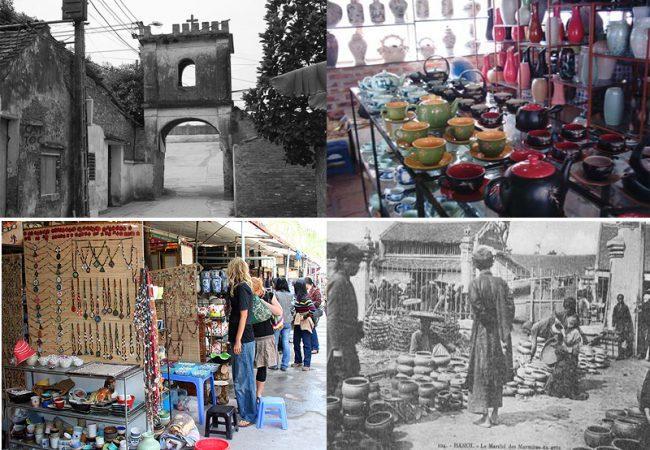 Sự hình thành và phát triển của làng gốm Bát Tràng